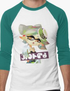 Final Splatfest - Team Marie Men's Baseball ¾ T-Shirt