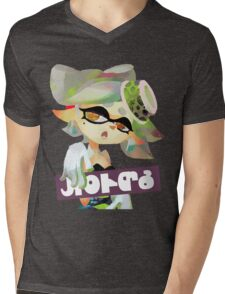 Final Splatfest - Team Marie Mens V-Neck T-Shirt