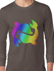 MLP - Cutie Mark Rainbow Special - Sea Swirl Long Sleeve T-Shirt