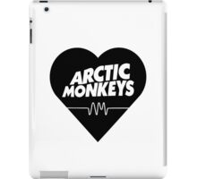 arctic monkeys heart iPad Case/Skin