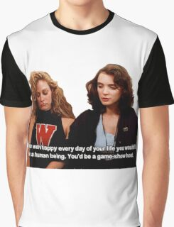 Heather & Veronica Graphic T-Shirt