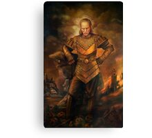 Vigo the Carpathian - Ghostbusters II Canvas Print