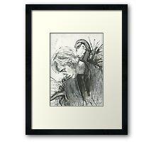 Draco Malfoy Framed Print