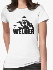 Welder Womens Fitted T-Shirt