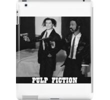 A Plastic World - Pulp Fiction iPad Case/Skin