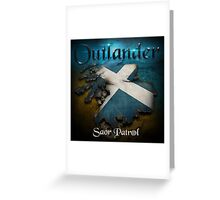 Outlander Soar Patrol Greeting Card