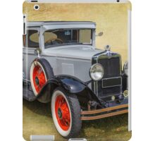 Vintage Chev iPad Case/Skin