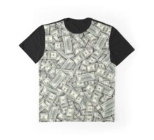 Many dollars Graphic T-Shirt