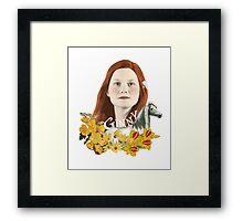 """Ginevra """"Too Cool"""" Weasley Framed Print"""