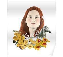 "Ginevra ""Too Cool"" Weasley Poster"
