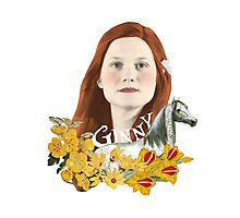 "Ginevra ""Too Cool"" Weasley Photographic Print"