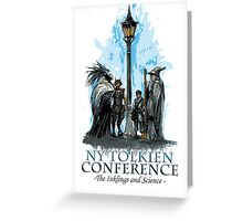 2016 NY Tolkien Conference Greeting Card