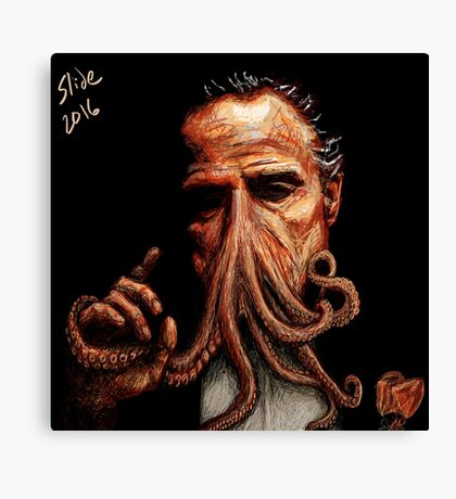 Don Cthuleone Canvas Print