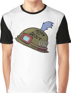 Full Toxic Shot Graphic T-Shirt