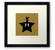 Mario - A Super Brother Framed Print