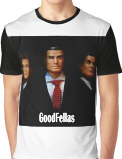 A Plastic World - Goodfellas Graphic T-Shirt