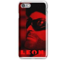 A Plastic World - Leon: The Professional iPhone Case/Skin