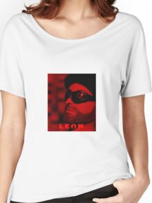 A Plastic World - Leon: The Professional Women's Relaxed Fit T-Shirt