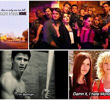 one tree hill collage  by Riley Etheridge