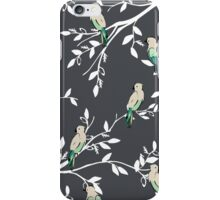 Birds in the trees iPhone Case/Skin