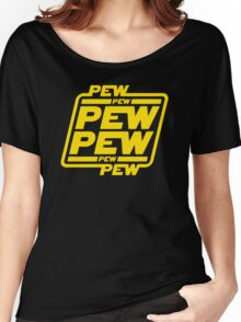Pew Women's Relaxed Fit T-Shirt