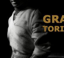 A Plastic World - Gran Torino Sticker