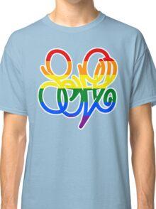 Pride = LOVE Classic T-Shirt