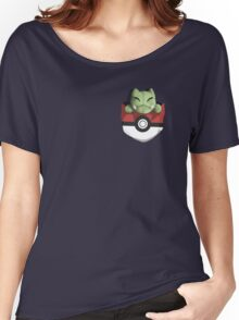 Pocket Substitute (Pokeball) Women's Relaxed Fit T-Shirt