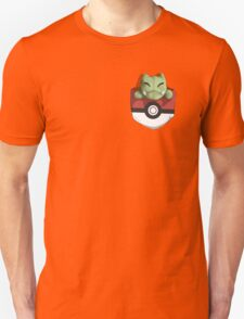Pocket Substitute (Pokeball) Unisex T-Shirt