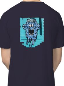 Graffiti Window Treatment Classic T-Shirt
