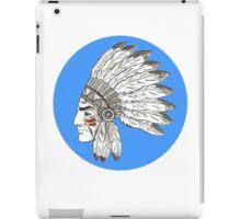 Indian Chief iPad Case/Skin