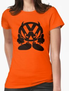 Character Womens Fitted T-Shirt