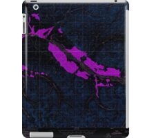 USGS TOPO Map Alaska AK Healy C-3 355961 1949 63360 Inverted iPad Case/Skin