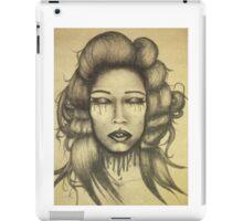Ink Queen iPad Case/Skin