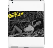 A Plastic World - The Outlaw iPad Case/Skin