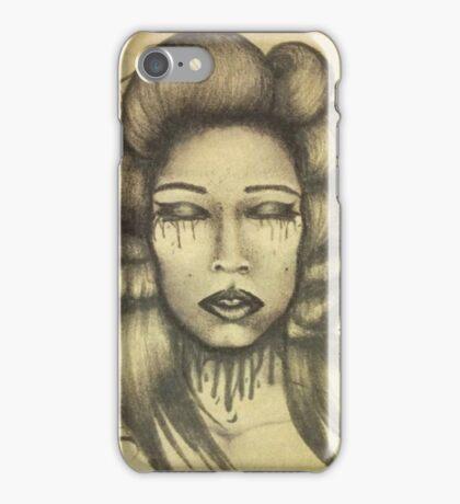 Ink Queen iPhone Case/Skin