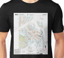 USGS TOPO Map Alaska AK Sumdum A-2 359349 2000 63360 Unisex T-Shirt