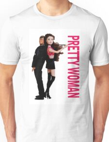 A Plastic World - Pretty Woman Unisex T-Shirt
