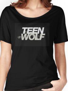 Teen Wolf Logo Women's Relaxed Fit T-Shirt