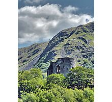 Dolbadarn Castle 2 Photographic Print