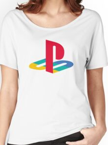 retro game console Women's Relaxed Fit T-Shirt