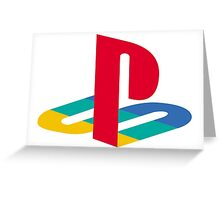 retro game console Greeting Card