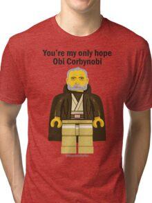 Obi Corbynobi Tri-blend T-Shirt