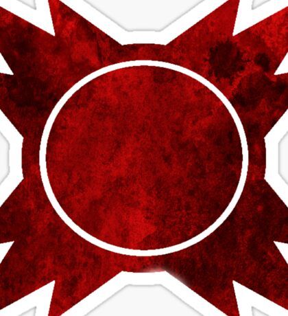 Sith symbol Sticker