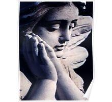 Sleepy Angel Poster