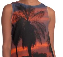 Roter Himmel Contrast Tank