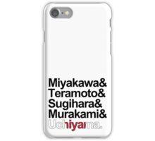 TEAM JAPAN (WOMEN) iPhone Case/Skin