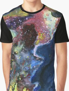 Pillars of Creation Painting Graphic T-Shirt