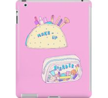 Make-up Hoarder iPad Case/Skin