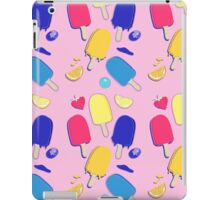 Summer Ice-Lollies iPad Case/Skin